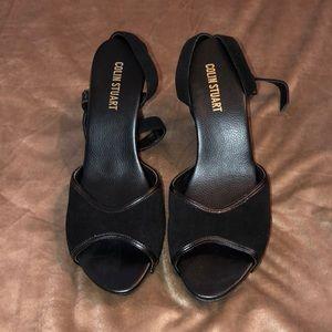 Wood Heel Sandal